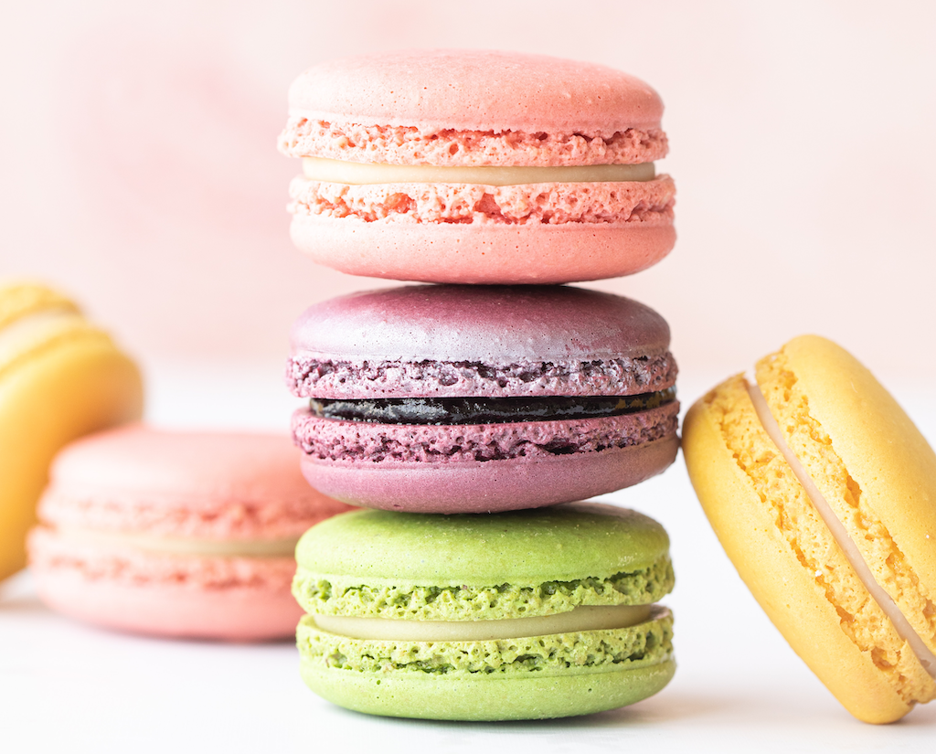Common problems when making French Macarons - Cake Cabinet