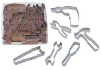 ToolCookie Cutter Set of 6