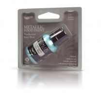 Rainbow Dust Food Paints - Pearlescent Baby Blue