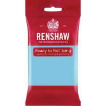 Renshaw Ready to Roll Icing Baby Blue 250g